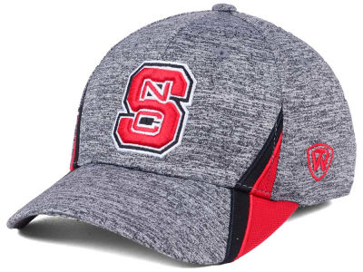 North Carolina State Wolfpack Top of the World NCAA HOTD M-Fit Cap