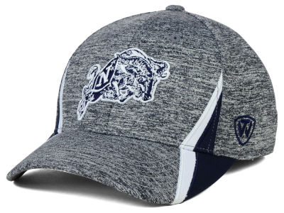 Navy Midshipmen Top of the World NCAA HOTD M-Fit Cap