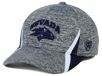Nevada Wolf Pack Top of the World NCAA HOTD M-Fit Cap