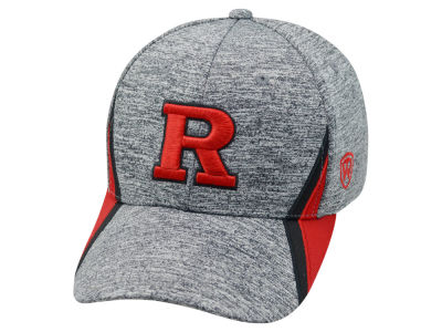 Rutgers Scarlet Knights Top of the World NCAA HOTD M-Fit Cap