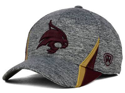 Texas State Bobcats Top of the World NCAA HOTD M-Fit Cap