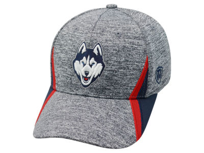 Connecticut Huskies Top of the World NCAA HOTD M-Fit Cap