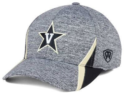 Vanderbilt Commodores Top of the World NCAA HOTD M-Fit Cap