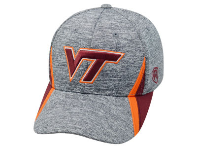 Virginia Tech Hokies Top of the World NCAA HOTD M-Fit Cap