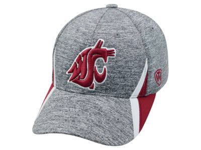 Washington State Cougars Top of the World NCAA HOTD M-Fit Cap