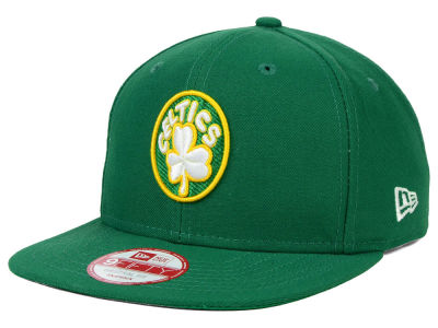 Boston Celtics New Era NBA HWC Champ Collection 9FIFTY Snapback Cap