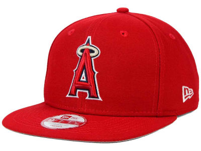 Los Angeles Angels New Era MLB Champ Collection 9FIFTY Snapback Cap