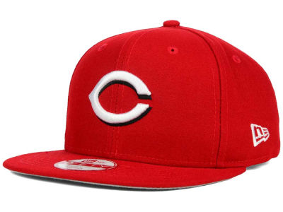 Cincinnati Reds New Era MLB Champ Collection 9FIFTY Snapback Cap