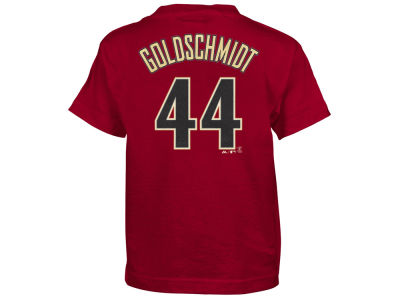 Arizona Diamondbacks Paul Goldschmidt MLB Kids Official Player T-Shirt