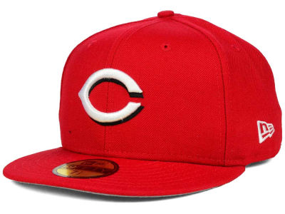 Cincinnati Reds New Era MLB Stadium Patch 59FIFTY Cap