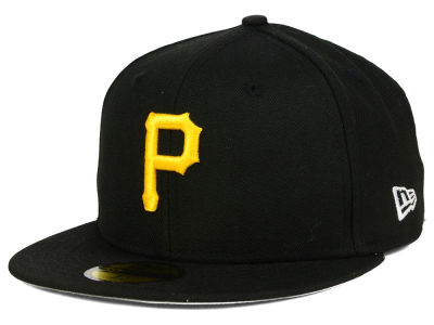 Pittsburgh Pirates New Era MLB Stadium Patch 59FIFTY Cap