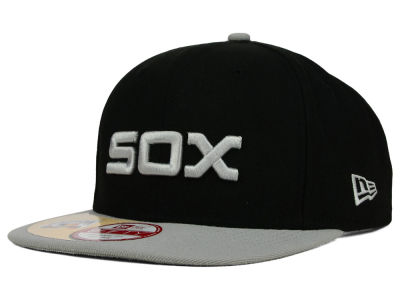 Chicago White Sox New Era MLB The Big Stage 9FIFTY Snapback Cap