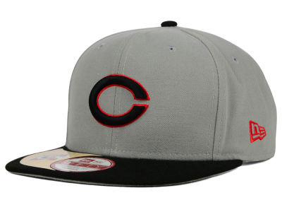 Cincinnati Reds New Era MLB The Big Stage 9FIFTY Snapback Cap