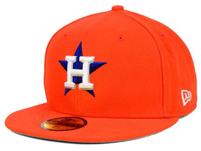 Houston Astros New Era MLB Anniversary Patch 59FIFTY Cap