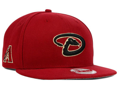 Arizona Diamondbacks New Era MLB 2 Tone Link 9FIFTY Snapback Cap