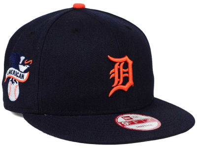 Detroit Tigers New Era MLB 2 Tone Link 9FIFTY Snapback Cap