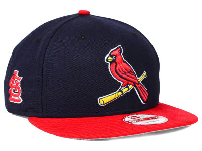 St. Louis Cardinals New Era MLB 2 Tone Link 9FIFTY Snapback Cap