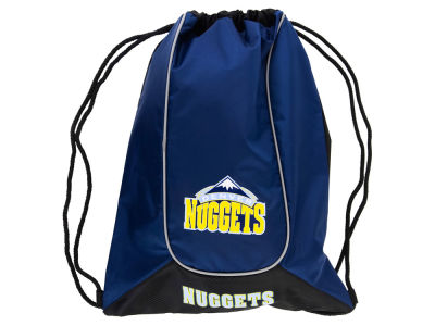 Denver Nuggets Doubleheader Drawstring Backsack