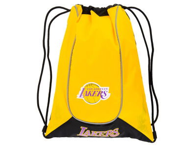 Los Angeles Lakers Doubleheader Drawstring Backsack