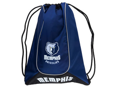 Memphis Grizzlies Doubleheader Drawstring Backsack