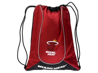 Miami Heat Doubleheader Drawstring Backsack