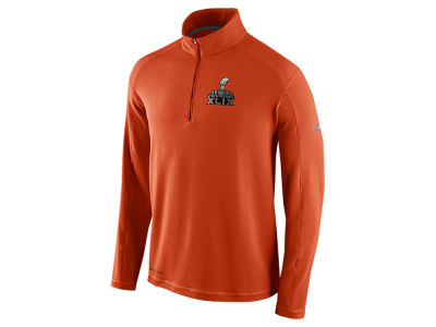 Super Bowl XLIX Nike NFL Men's Super Bowl XLIX Gameday Half Zip Knit Pullover Shirt