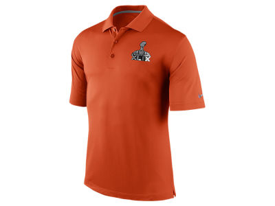 Super Bowl XLIX Nike NFL Men's Super Bowl XLIX Staff Polo Shirt