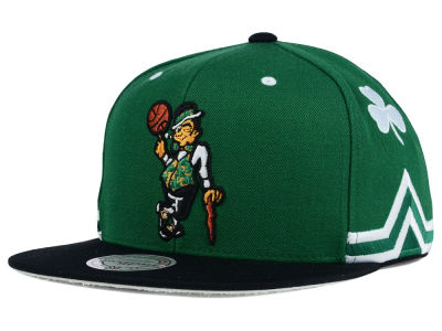 Boston Celtics Mitchell and Ness NBA Game Day Snapback Cap