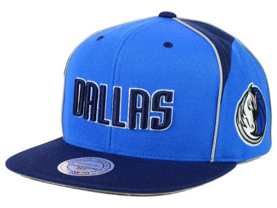 Dallas Mavericks Mitchell and Ness NBA Game Day Snapback Cap