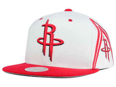 Houston Rockets Mitchell and Ness NBA Game Day Snapback Cap
