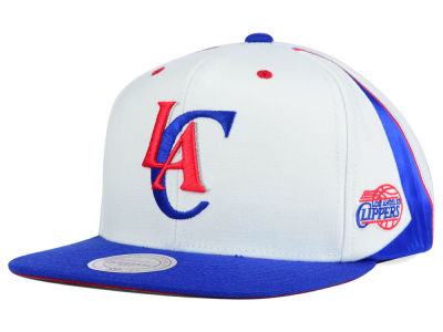 Los Angeles Clippers Mitchell and Ness NBA Game Day Snapback Cap