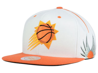 Phoenix Suns Mitchell and Ness NBA Game Day Snapback Cap
