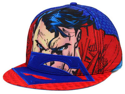 Superman DC Comics Youth Ultimate Strapback Hat