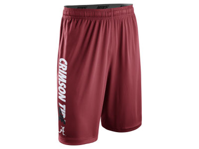 Alabama Crimson Tide Nike NCAA Men's Practice Fly Shorts