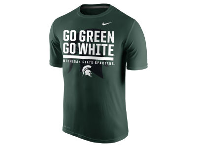 Michigan State Spartans Nike NCAA Men's Legend Local Verbiage T-Shirt