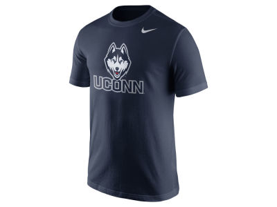 Connecticut Huskies Nike NCAA Men's Cotton Logo T-Shirt