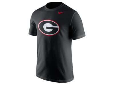 Georgia Bulldogs Nike NCAA Men's Cotton Logo T-Shirt