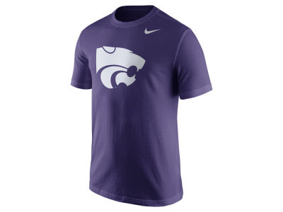 Kansas State Wildcats Nike NCAA Men's Cotton Logo T-Shirt