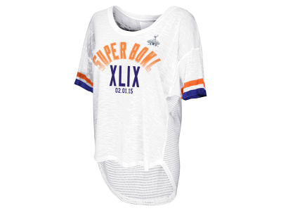 Super Bowl XLIX GIII NFL Women's Super Bowl XLIX Hadley T-Shirt