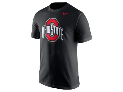 Nike NCAA Men's Cotton Logo T-Shirt