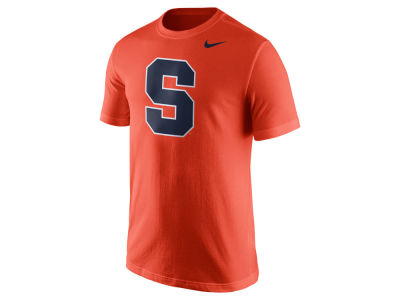 Syracuse Orange Nike NCAA Men's Cotton Logo T-Shirt