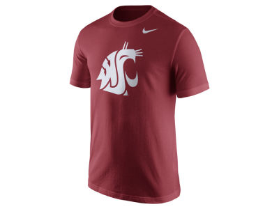 Washington State Cougars Nike NCAA Men's Cotton Logo T-Shirt