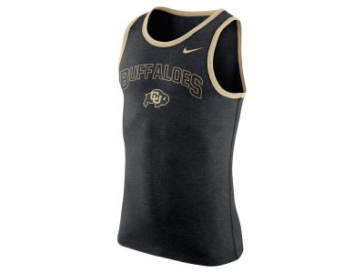 Colorado Buffaloes Nike NCAA Men's Cotton Arch Tank