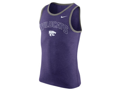 Kansas State Wildcats Nike NCAA Men's Cotton Arch Tank
