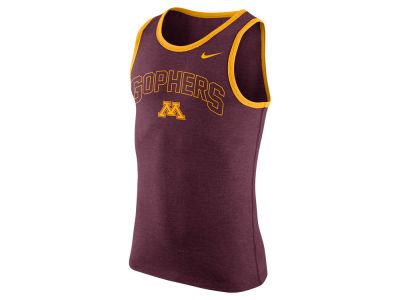 Minnesota Golden Gophers Nike NCAA Men's Cotton Arch Tank