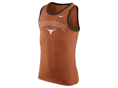Texas Longhorns Nike NCAA Men's Cotton Arch Tank