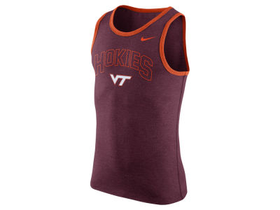 Virginia Tech Hokies Nike NCAA Men's Cotton Arch Tank