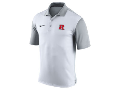 Rutgers Scarlet Knights Nike NCAA Men's 2015 Preseason Polo Shirt