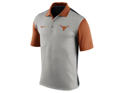 Texas Longhorns Nike NCAA Men's 2015 Preseason Polo Shirt