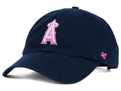 Los Angeles Angels '47 MLB Womens Clean Up Cap